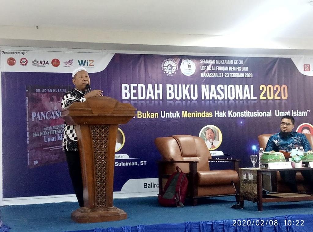 APA HAK KONSTITUSIONAL UMAT ISLAM INDONESIA